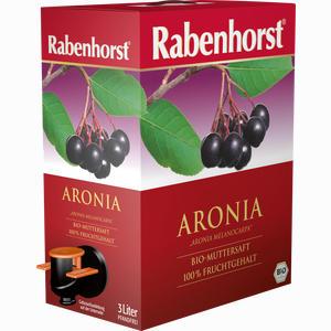 Abbildung von Rabenhorst Aronia Bio- Muttersaft  3000 ml