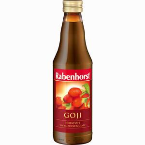 Abbildung von Rabenhorst Goji Muttersaft  330 ml