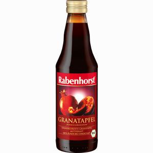 Abbildung von Rabenhorst Granatapfel Bio- Muttersaft  330 ml