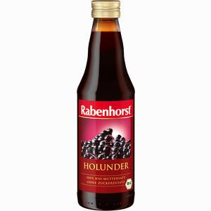 Abbildung von Rabenhorst Holunder Bio Muttersaft  330 ml