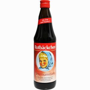 Abbildung von Rabenhorst Rotbäckchen Immunstark 700 ml
