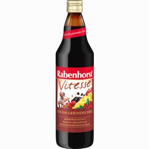 Abbildung von Rabenhorst Vitesse für Ein Gesundes Herz Saft 700 ml