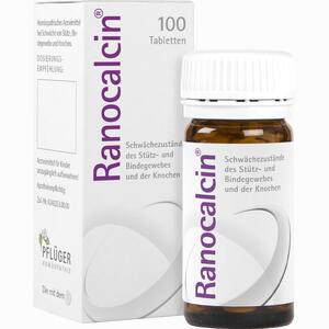 Abbildung von Ranocalcin Tabletten  100 Stück