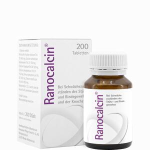 Abbildung von Ranocalcin Tabletten 2 x 100 Stück