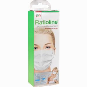 Abbildung von Ratioline Bambino Mund- und Nasenmaske 6 Stück