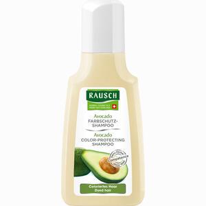 Abbildung von Rausch Avocado Farbschutz Shampoo  40 ml