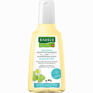 Abbildung von Rausch Herzsamen Sensitive Shampoo  200 ml