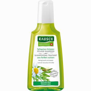 Abbildung von Rausch Schweizer Kräuter Pflege Shampoo 200 ml