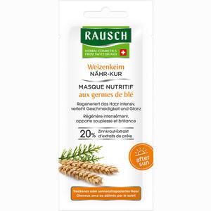 Abbildung von Rausch Weizenkeim Nähr- Kur Einzelbeutel Haarspülung 15 ml