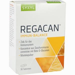 Abbildung von Regacan Syxyl Tabletten  30 Stück