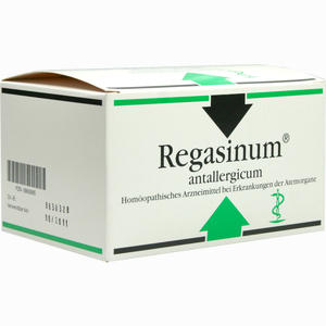 Abbildung von Regasinum Antallergicum Ampullen 60 x 1 ml