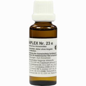 Abbildung von Regenaplex 23 E Tropfen 30 ml