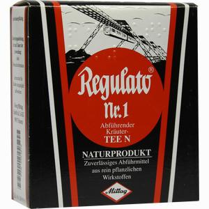 Abbildung von Regulato Nr. 1 Abfuehrtee Tee 30 g