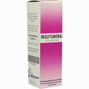Abbildung von Regutumoral Vet Lösung 50 ml