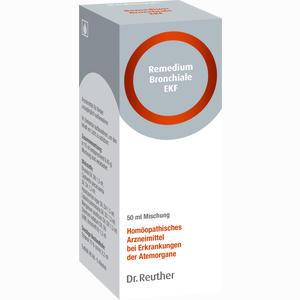 Abbildung von Remedium Bronchiale Ekf Fluid 50 ml