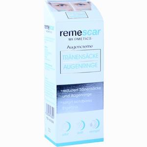 Abbildung von Remescar Augenringe und Tränensäcke Creme  8 ml