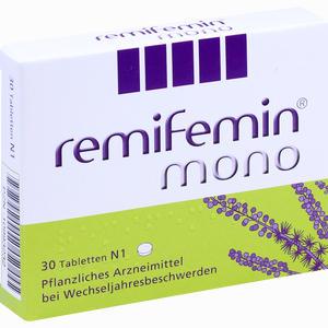 Abbildung von Remifemin Mono Tabletten 30 Stück