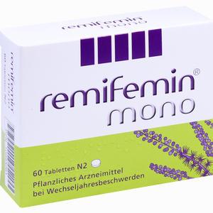 Abbildung von Remifemin Mono Tabletten 60 Stück