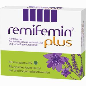 Abbildung von Remifemin Plus Filmtabletten  60 Stück