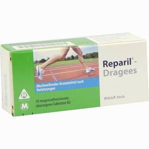 Abbildung von Reparil- Dragees Tabletten 50 Stück