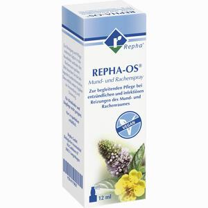 Abbildung von Repha Os Mundspray  12 ml