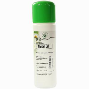 Abbildung von Resana Mandel Öl 200 ml