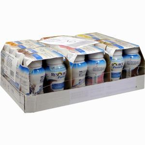 Abbildung von Resource Protein Drink Mischkarton Fluid 24 x 200 ml