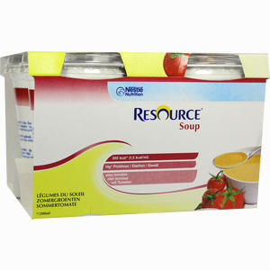 Abbildung von Resource Soup Sommertomate 4 x 200 ml