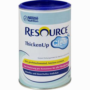 Abbildung von Resource Thickenup Clear 125 g