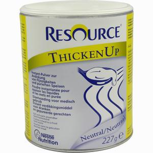 Abbildung von Resource Thickenup Pulver 227 g