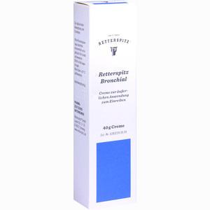 Abbildung von Retterspitz Bronchial Creme  40 g