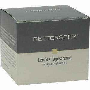 Abbildung von Retterspitz Leichte Tagescreme  50 ml
