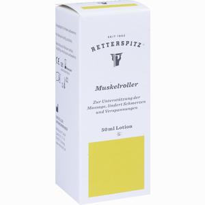 Abbildung von Retterspitz Muskelroller Lotion 50 ml
