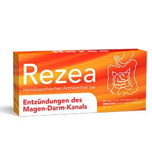Abbildung von Rezea Tabletten 40 Stück