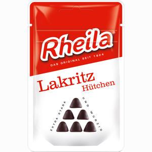 Abbildung von Rheila Lakritz- Hütchen Zuckerhaltig Bonbon 35 g