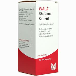 Abbildung von Rheuma- Badeöl Öl 100 ml