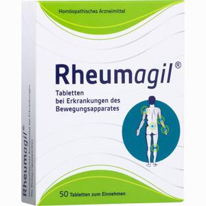 Abbildung von Rheumagil Tabletten 50 Stück