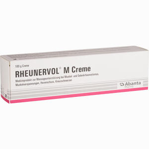 Abbildung von Rheunervol M Creme  100 g