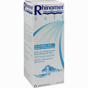 Abbildung von Rhinomer 1 Soft Lösung  115 ml