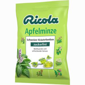 Abbildung von Ricola Ohne Zucker Apfelminze Bonbon 75 g