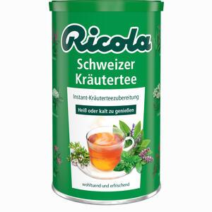 Abbildung von Ricola Schweizer Kräutertee Tee 200 g