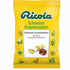 Abbildung von Ricola Schweizer Kräuterzucker Bonbons  75 g