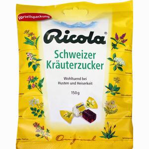 Abbildung von Ricola Schweizer Kräuterzucker Bonbons  150 g
