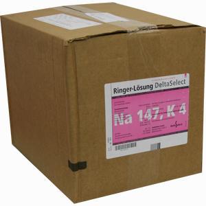 Abbildung von Ringer Lösung Plastikflasche Infusionslösung  10 x 500 ml