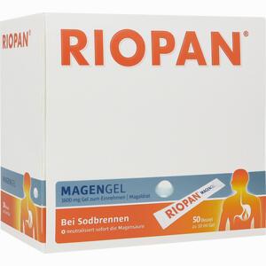 Abbildung von Riopan Magen Gel Stick- Pack 50 x 10 ml