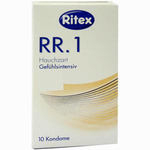 Abbildung von Ritex Rr.1 Kondome  10 Stück
