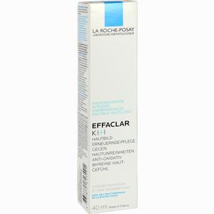 Abbildung von Roche Posay Effaclar K+ Creme 40 ml