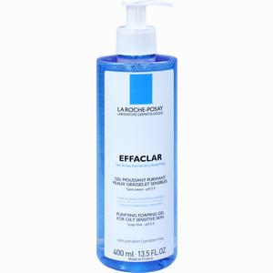 Abbildung von Roche Posay Effaclar Schäumendes Reinigungsgel Gel 400 ml