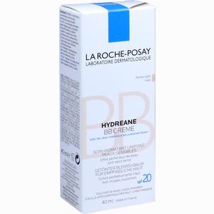 Abbildung von Roche Posay Hydreane Bb Cream Hell Creme 40 ml