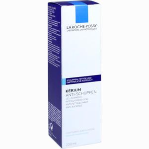 Abbildung von Roche Posay Kerium Shampoo- Gel 200 ml